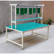 Wholesale Price for Assembly Table With Painted Steel Double Sides Assembly Working Table supply to Portugal Manufacturers